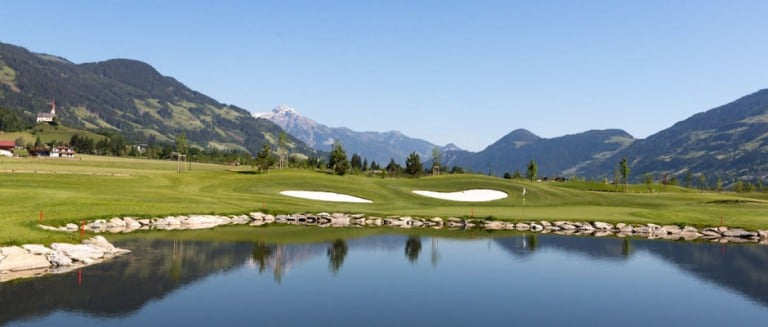 Golfplatz Uderns