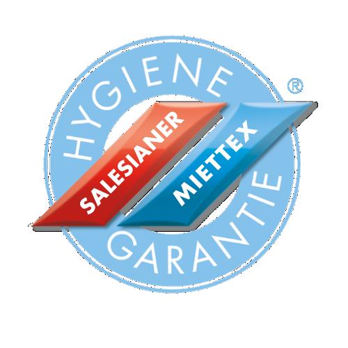 Zertifikat Wäsche Hygiene Garantie