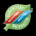Zertifikat Wäsche Nachhaltigkeit